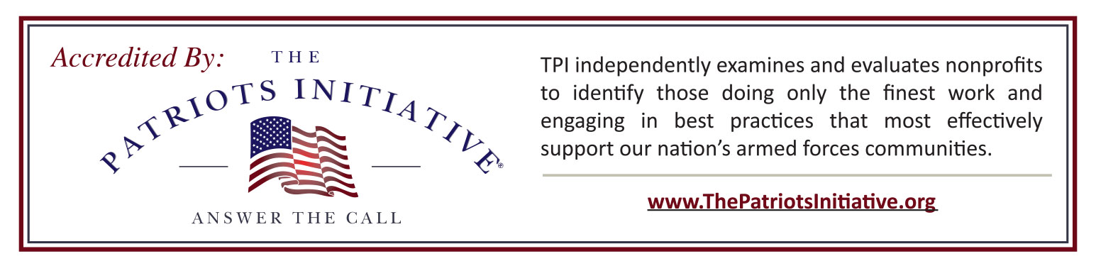 TPI Accreditation Decal — Rectangle (White)