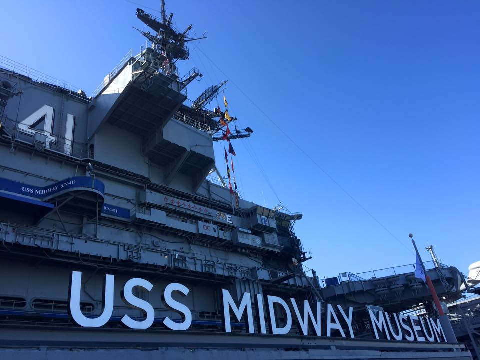 USS Midway_daytime_photo
