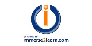 Immerse2Learn Logo