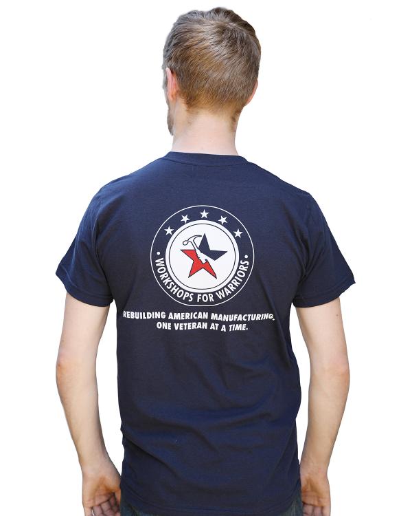 Workshops for Warriors Men's T-Shirt