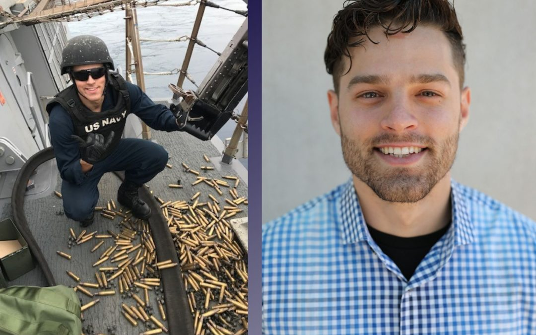 Mark, Navy Veteran, Machining and Welding Graduate