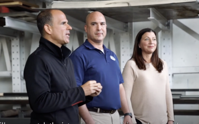 WFW on CNBC's Streets of Dreams with Marcus Lemonis