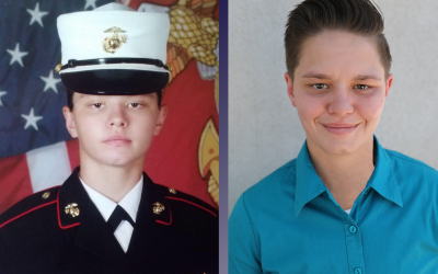 Elizabeth, Marine Corps Veteran, Machining Graduate