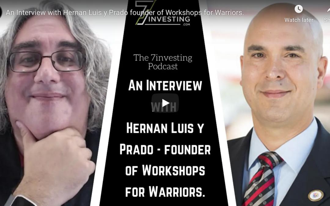 7investing Talks with Hernán Luis y Prado