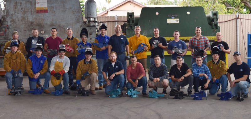 Connecting Vets: Workshops for Warriors connects veterans with manufacturing careers
