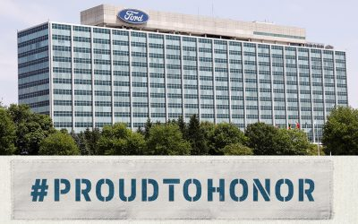 Ford Pledges $3.5 Million to Military Charities This Holiday Season