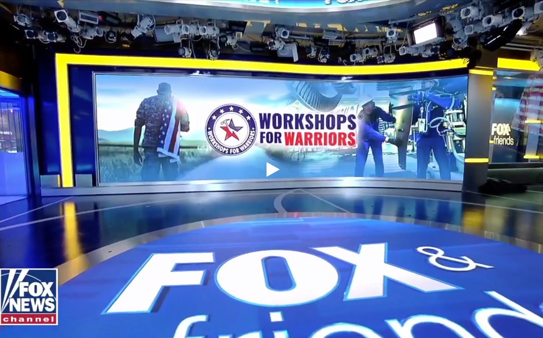 Fox & Friends: Armed Forces Day Feature on WFW