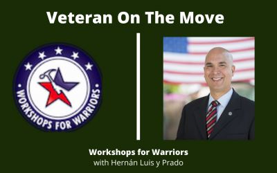 Veteran on the Move Podcast Talks to Workshops for Warriors